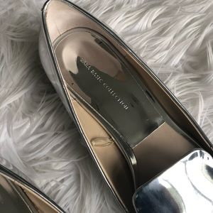 Zara Shoes - Zara mule loafers